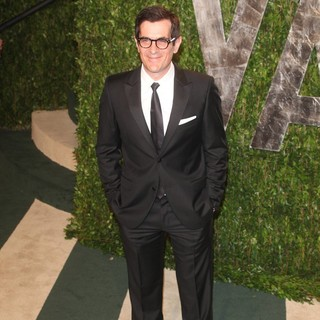 Ty Burrell in 2012 Vanity Fair Oscar Party - Arrivals