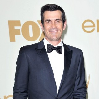 Ty Burrell in The 63rd Primetime Emmy Awards - Press Room