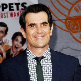 Ty Burrell in Los Angeles Premiere of Disney's Muppets Most Wanted - Red Carpet Arrivals
