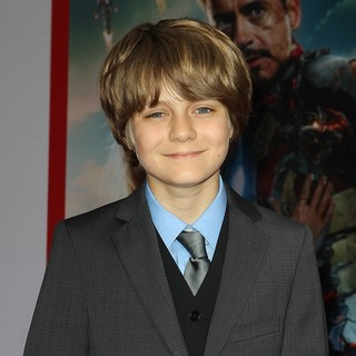 Ty Simpkins in Iron Man 3 Los Angeles Premiere - Arrivals