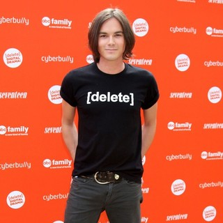 Tyler Blackburn in The Delete Digital Drama Rally