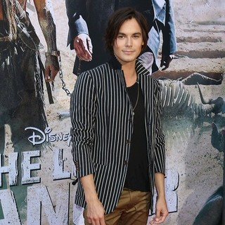 Tyler Blackburn in The World Premiere of Disney-Jerry Bruckheimer Films' The Lone Ranger