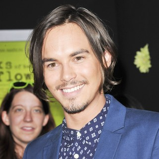 Tyler Blackburn in The Los Angeles Premiere of The Perks of Being a Wallflower - Arrivals