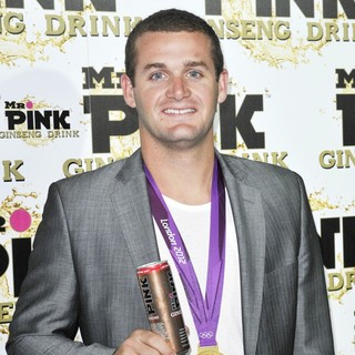 Tyler Clary in Mr. Pink's Ginseng Energy Drink Launch - Arrivals