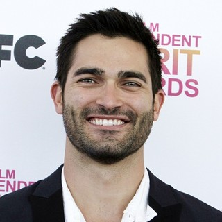 Tyler Hoechlin in 2013 Film Independent Spirit Awards - Arrivals