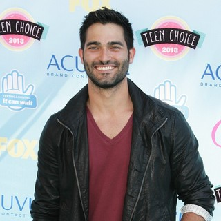 Tyler Hoechlin in 2013 Teen Choice Awards
