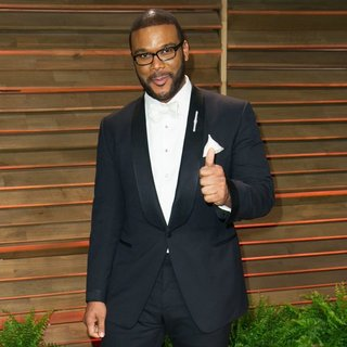 Tyler Perry in 2014 Vanity Fair Oscar Party - tyler-perry-2014-vanity-fair-oscar-party-05