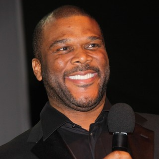 Tyler Perry in Jessica Biel Hosts The 6th Annual Charity: Ball Benefiting Charity: Water