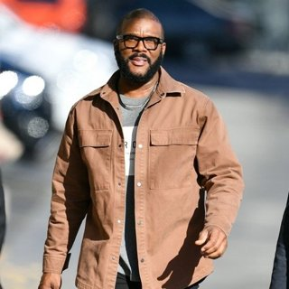 Tyler Perry Out and About