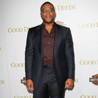 Tyler Perry in Lionsgate's Good Deeds Premiere - tyler-perry-premiere-good-deeds-02