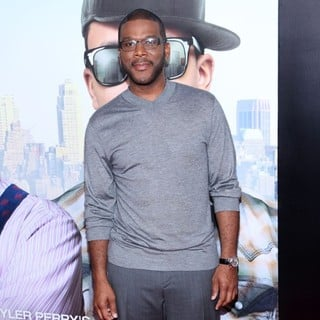 Tyler Perry in Tyler Perry's Madea's Witness Protection New York Premiere
