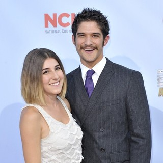 Tyler Posey in 2012 NCLR ALMA Awards - Arrivals