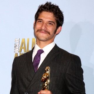 Tyler Posey in 2012 NCLR ALMA Awards - Press Room