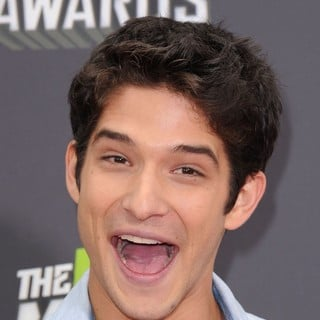 Tyler Posey in 2013 MTV Movie Awards - Arrivals - tyler-posey-2013-mtv-movie-awards-01