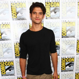 Tyler Posey in San Diego Comic-Con 2012 - Teen Wolf - Press Room