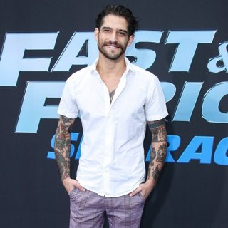 Tyler Posey in The Los Angeles Premiere of Netflix's Fast and Furious: Spy Racers