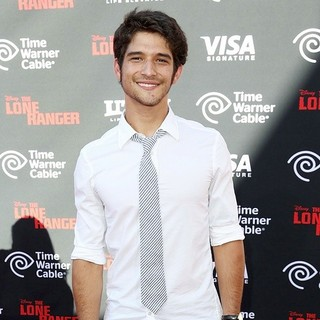 Tyler Posey in The World Premiere of Disney-Jerry Bruckheimer Films' The Lone Ranger
