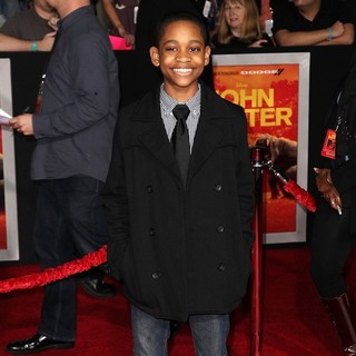 Tyrel Jackson Williams in Premiere of Walt Disney Pictures' John Carter