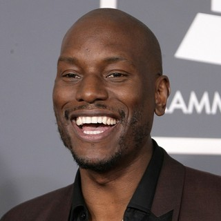 Tyrese Gibson in 55th Annual GRAMMY Awards - Arrivals
