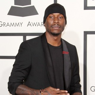 Tyrese Gibson in 57th Annual GRAMMY Awards - Arrivals