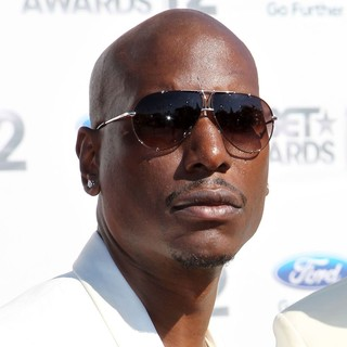 Tyrese Gibson in The BET Awards 2012 - Arrivals