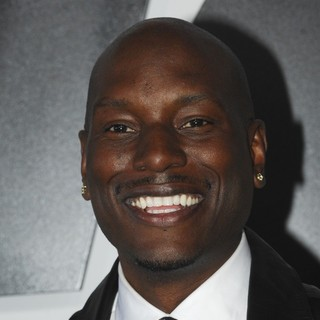 Tyrese Gibson in Furious 7 World Premiere - Arrivals