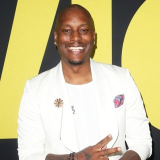 Tyrese Gibson in Vice World Premiere - Arrivals