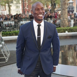 Tyrese Gibson in World Premiere of Fast and Furious 6 - Arrivals