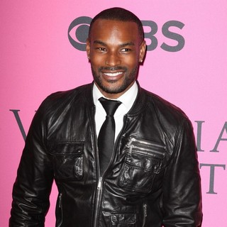 Tyson Beckford in The 2012 Victoria's Secret Fashion Show