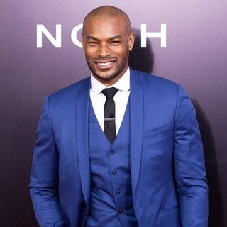 Tyson Beckford in Noah New York Premiere