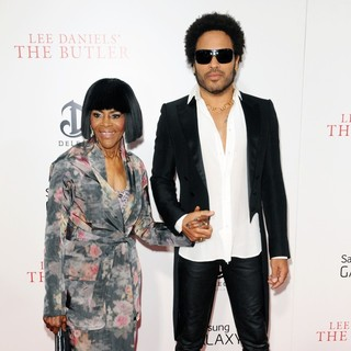 Cicely Tyson, Lenny Kravitz in New York Premiere of Lee Daniels' The Butler - Red Carpet Arrivals