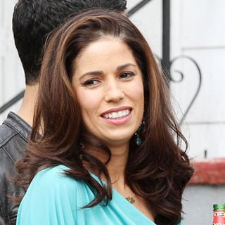"Ana Ortiz in On Location with ""Ugly Betty"""