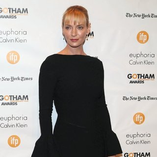 Uma Thurman in 24th Annual Gotham Independent Film Awards - Arrivals - uma-thurman-24th-annual-gotham-independent-film-awards-01