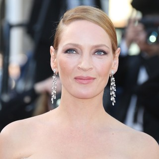 Uma Thurman in 66th Cannes Film Festival - Zulu - Premiere