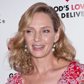 Uma Thurman in The Golden Heart Awards 2011 - Arrivals