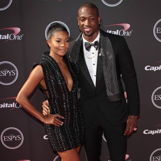 Gabrielle Union, Dwyane Wade in The 2013 ESPY Awards