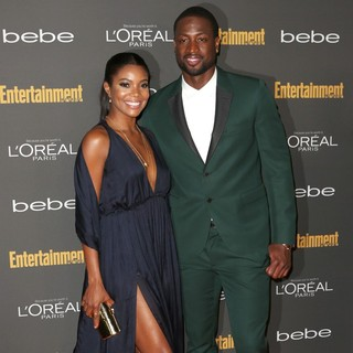 Gabrielle Union, Dwyane Wade in Entertainment Weekly's Pre-Emmy Party - Arrivals