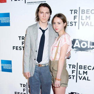 Paul Dano, Zoe Kazan in 2011 Tribeca Film Festival Opening Night Premiere of 'The Union'
