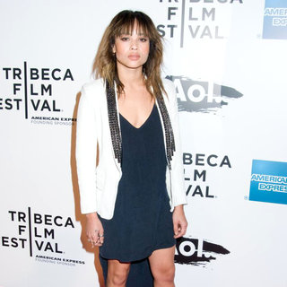 Zoe Kravitz in 2011 Tribeca Film Festival Opening Night Premiere of 'The Union' - union_010_wenn5641366