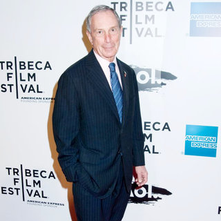 Michael Bloomberg in 2011 Tribeca Film Festival Opening Night Premiere of 'The Union'