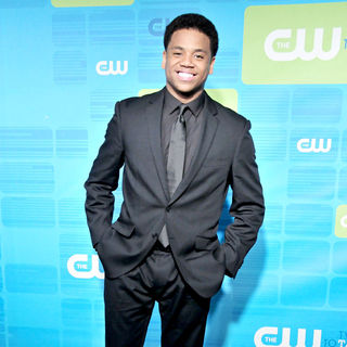Tristan Wilds in 2010 The CW Network UpFront - Arrivals