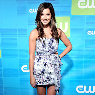 Ashley Tisdale in 2010 The CW Network UpFront - Arrivals