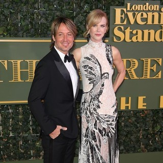 Keith Urban - The Evening Standard Theatre Awards - Arrivals