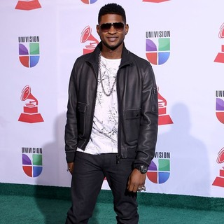 Usher - The 12th Annual Latin GRAMMY Awards - Arrivals