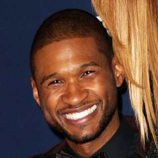 Usher - The 15th Annual Warner Bros and InStyle Golden Globe Awards After Party - Arrivals