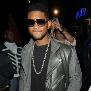 Usher - Birthday Party for Rico Love