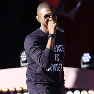 Usher-Global Citizen Festival 2016