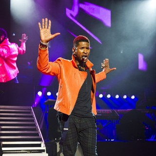 Usher - Usher Performs at The Apollo Hammersmith