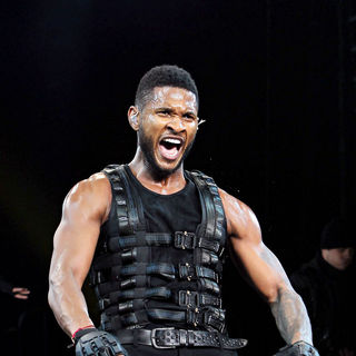 Usher Performs at The Mandalay Bay Events Center