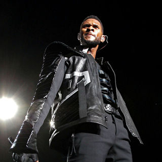 Usher - Usher Performs at The Mandalay Bay Events Center